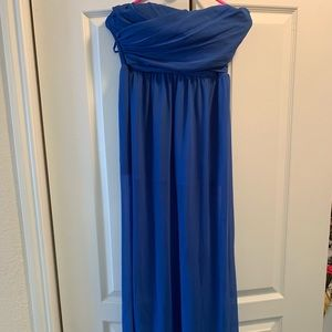 Dresses & Skirts - Love culture tube-top preowned size small dress